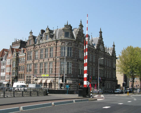 Hotels in the Centrum District of Amsterdam Holland