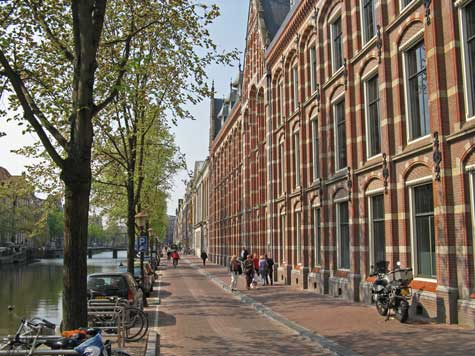 Hotels in Amsterdam Holland