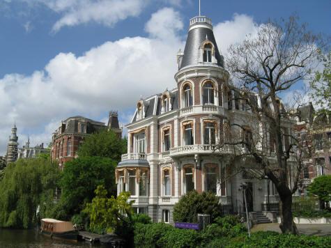 Hotels In Amsterdam Holland Museum Quarter