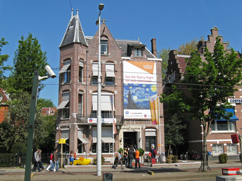 Museums and Galleries in Amsterdam Holland