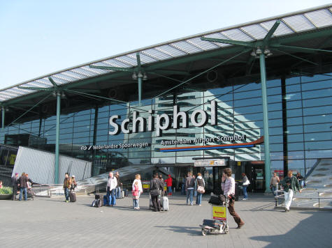 Hotels near Schiphol Airport in Amsterdam
